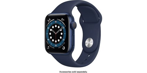 Amazon is having a FLASH SALE on the Apple Watch Series 6 today