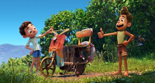 Luca review: Pixar's Italian sea monster story is sweeter than gelato