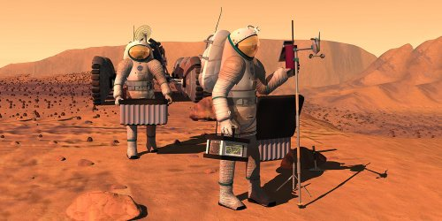 We're going to the red planet! All the past, present, and future missions to Mars