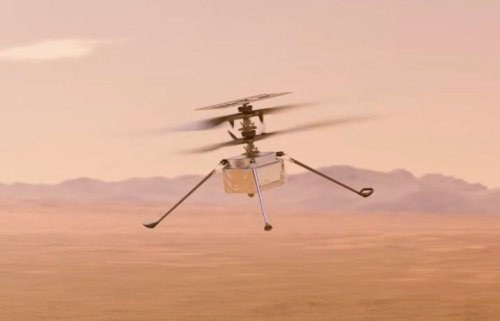 NASA's Ingenuity helicopter nails seventh flight on Mars