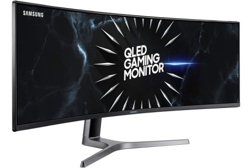 This 49-inch Samsung QLED gaming monitor is so cheap we can't believe it