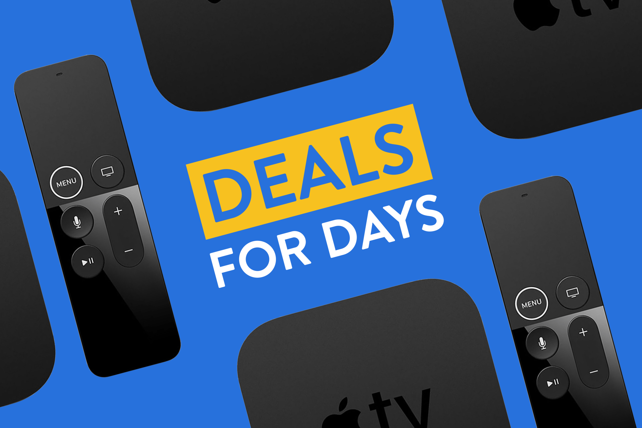 The best Apple TV deal right now is at Walmart for Prime Day