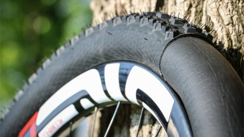 Reduce the risk of a flat tire with the Banger technopolymer insert