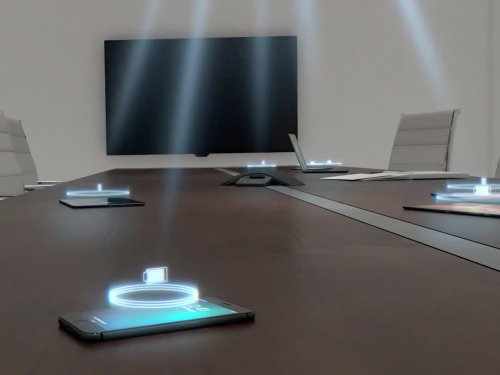 Future Motorola phones could wirelessly charge from up to 30 feet away