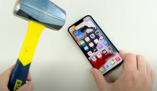 iPhone 13 Pro faces hefty hammer in brutal durability test
