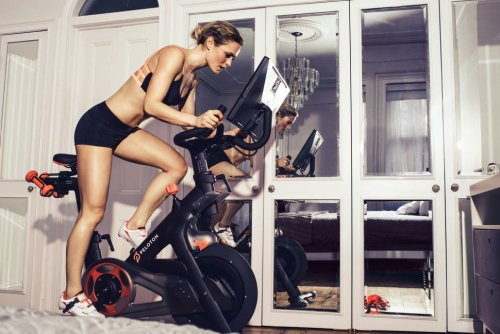 The unfortunate part about connected fitness equipment for the home
