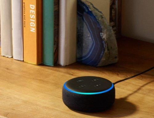 Amazon is giving away the Echo Dot for $1, plus a free month of Amazon Music