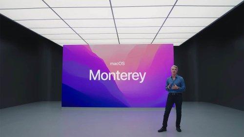 Apple's MacOS Monterey brings the next big update for Macs