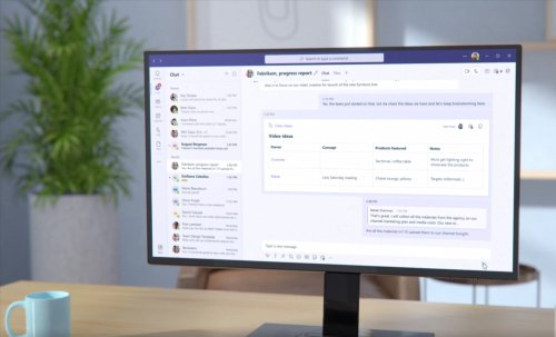 Microsoft brings collaborative Office apps to Teams to support hybrid workflows