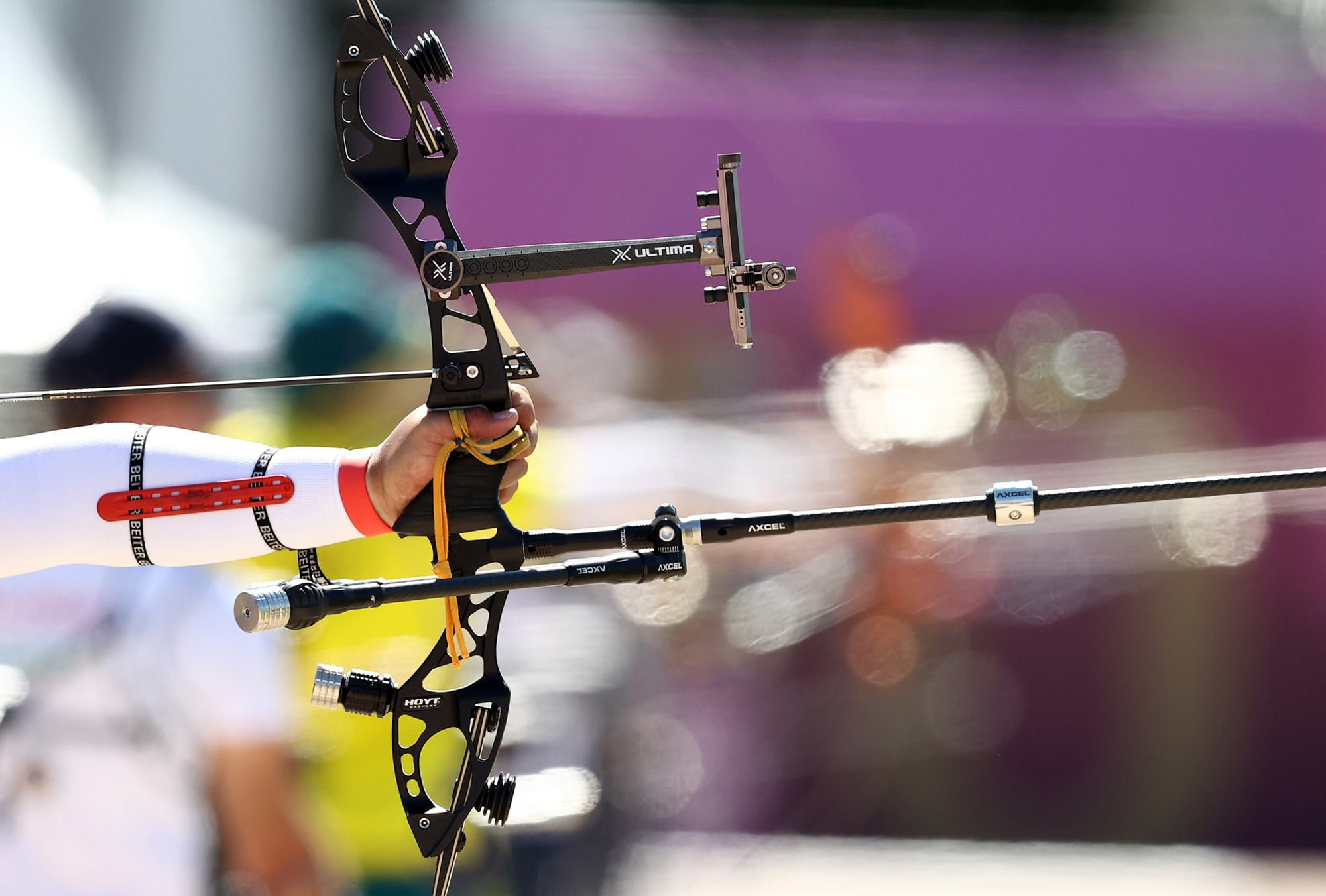 The incredible engineering inside an Olympic archer's bow