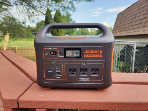 Jackery Explorer 1000 Portable Power Station review: Almost unlimited power