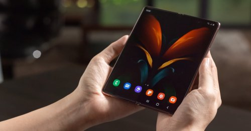Samsung Unveils The Galaxy Z Fold 2