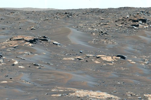 Perseverance rover captures stunning panoramic image of Mars's South Séítah