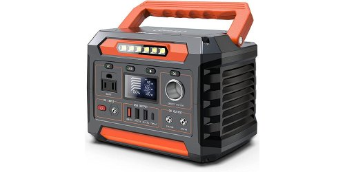 This top-rated emergency solar generator is only $245 today