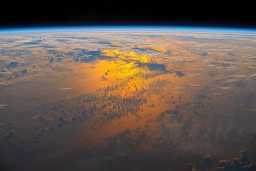 Check out this stunning Earth image captured by an astronaut