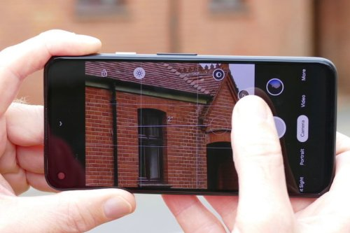 In Google's new world, your phone camera is for way more than taking photos