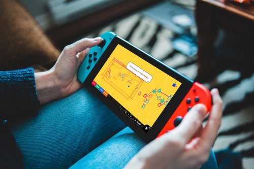 Game Builder Garage turns Nintendo's greatest weakness into a strength