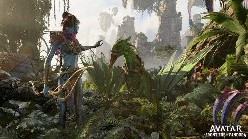 Avatar: Frontiers of Pandora is Ubisoft's big E3 shocker