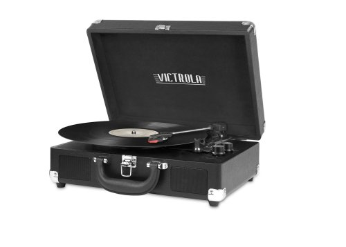 This Victrola record player just got a rare price cut for Prime Day