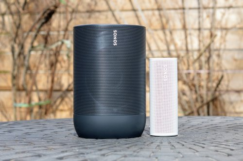 Sonos Roam vs. Sonos Move