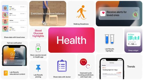 Apple Health will let you share health data with doctors and family