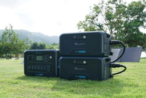 Ditch the gas generator with these BLUETTI solar generators