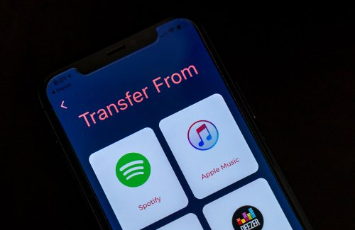 How to switch from Spotify to Apple Music