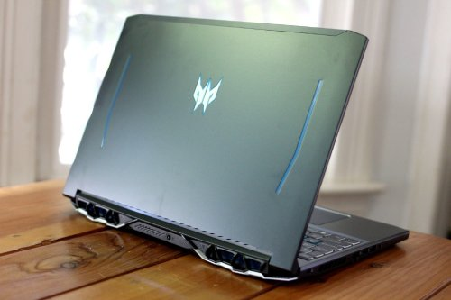 Acer's Predator gaming laptops get update to latest Intel, Nvidia silicon