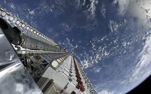 SpaceX reveals date for Starlink global internet coverage