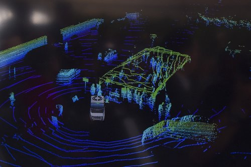How crowdsourced lidar could give your car X-ray-like superpowers
