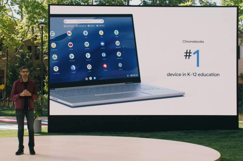 Chromebooks at Google I/O 2021: Everything new that's been announced