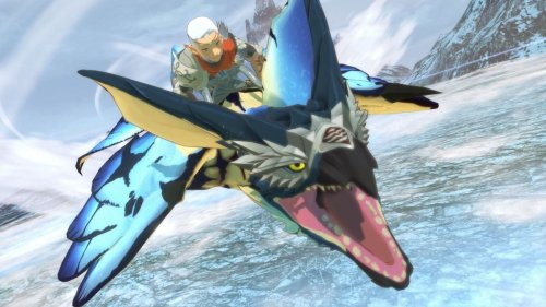 Monster Hunter Stories 2 is getting Rise's palamute companion