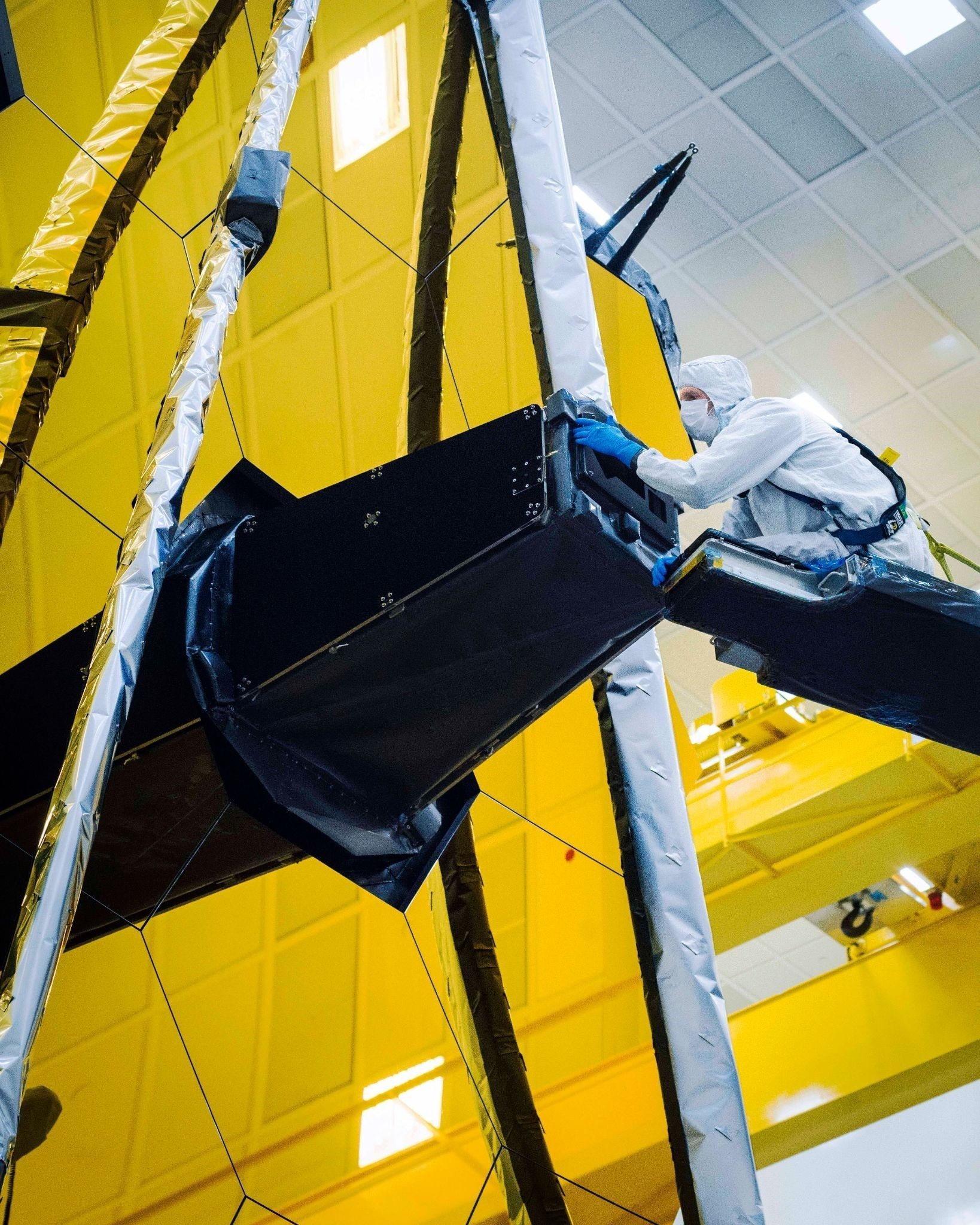 How NASA is testing the James Webb Space Telescope before its launch
