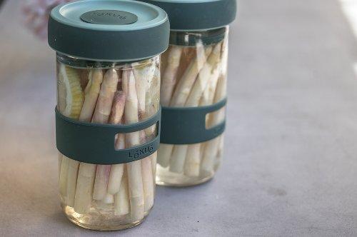 Wie Spitzenköche Spargel fermentieren - Dinner um Acht