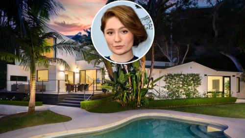 'Shameless' Star Emma Kenney Snags Sunset Strip Mini-Compound