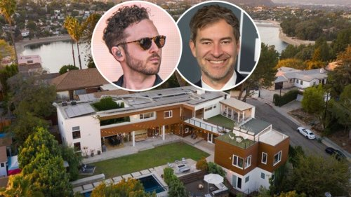 One Republic's Brent Kutzle Pays Mark Duplass $5.7 Million for Silver Lake Contemporary