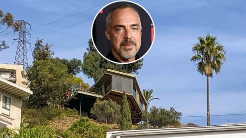 Titus Welliver Calls an Architectural Marvel Home on 'Bosch'