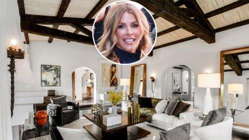 'Million Dollar Listing' Star Tracy Tutor Downsizes to $8.2 Million Beverly Hills Estate