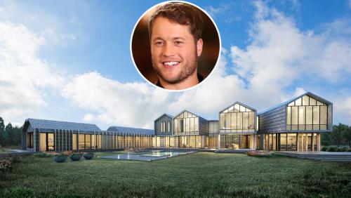 Rams Quarterback Matt Stafford Buys $19.6 Million Hidden Hills Mansion