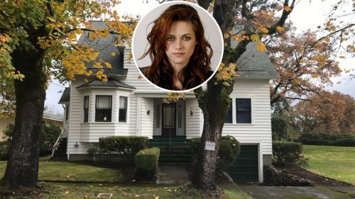 Kristen Stewart's 'Twilight' House Is Now an Insanely Popular Vacation Rental