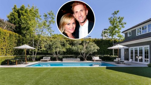 Jessica Capshaw, Christopher Gavigan Seek $13.75 Million for Artificially-Turfed Pacific Palisades Pad