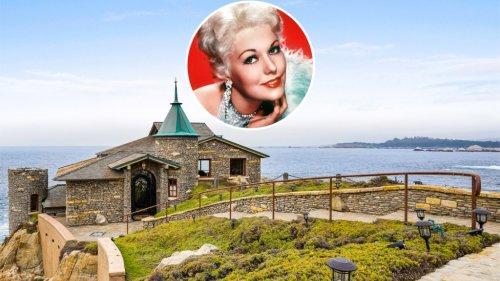 Onetime Carmel Home of 'Vertigo' Star Kim Novak Asks $12.5 Million