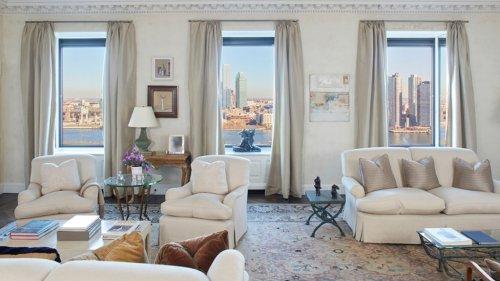 Lady Lynn Forester de Rothschild Asks $20 Million for 17-Room River House Duplex