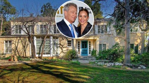 David Foster, Katharine McPhee Drop Millions on Brentwood Park Teardown