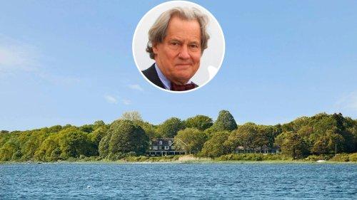 A $95 Million Hamptons Estate Sells for a $700,000 Credit Bid