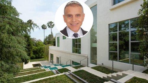 Hedge Funder Mitch Julis Asks $50 Million for Striking Beverly Hills Mansion