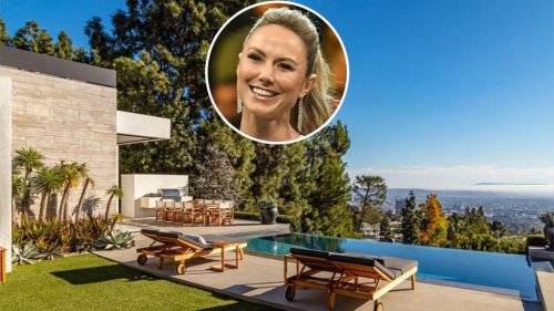 Stacy Keibler Taps Out of Beverly Hills with $15.2 Million Sale of City-View Home