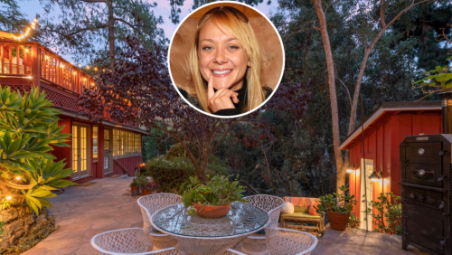 'MADtv' Star Nicole Sullivan Lists Secluded Laurel Canyon Treehouse