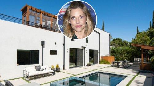 'Lucifer' Star Tricia Helfer Seeks Sale of L.A. Home with Custom Catio