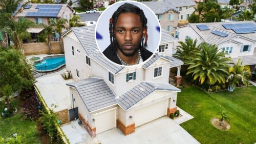 Kendrick Lamar Lists 'Humble' Inland Empire Home